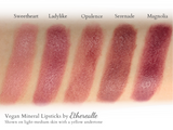 """Sweetheart"" - Mineral Lipstick - Etherealle"