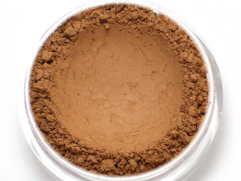 """Rosewood"" - Mineral Eyeshadow - Etherealle"