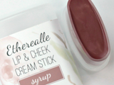 """Syrup"" - Lip & Cheek Cream Stick - Etherealle"