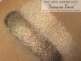 """Treasure Trove"" - Pixie Gems Holographic Shimmer Dust - Etherealle"