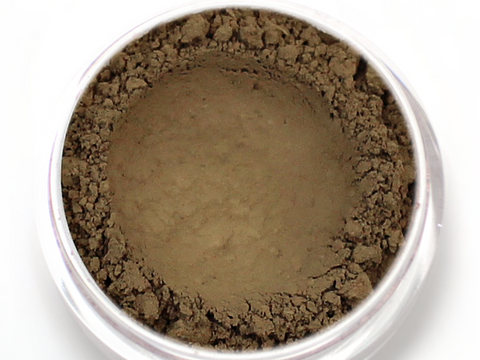 """Taupe"" - Mineral Eyebrow Powder - Etherealle"