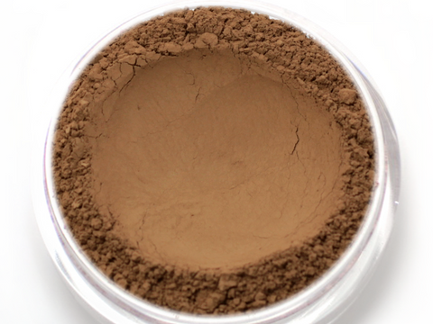 """Truffle"" - Delicate Mineral Powder Foundation - Etherealle"