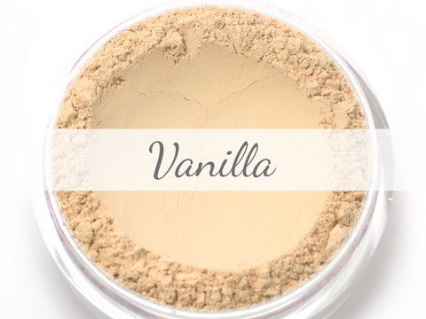 """Vanilla"" - Delicate Mineral Powder Foundation - Etherealle"