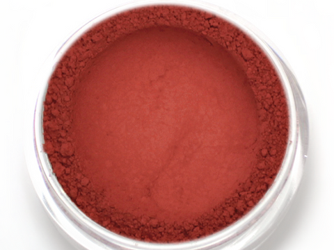 """Poppy"" - Mineral Eyeshadow - Etherealle"