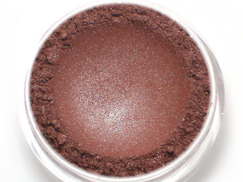 """Roseberry"" - Mineral Eyeshadow - Etherealle"