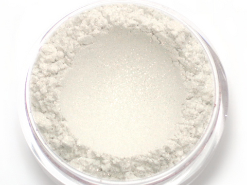 """Snow"" - Mineral Eyeshadow - Etherealle"