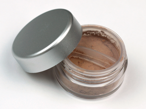 """Auburn"" - Mineral Eyebrow Powder - Etherealle"