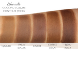 """Ginger"" - Coconut Cream Contour Stick - Etherealle"