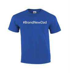 #BrandNewDad | New Dad T-shirt