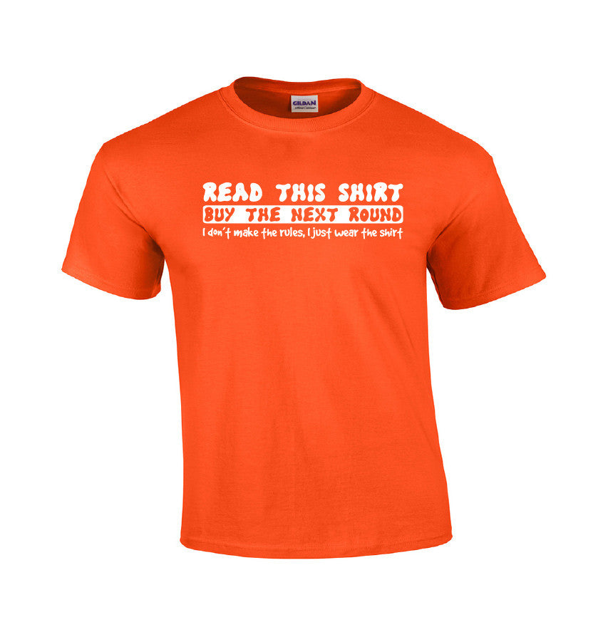 Buy The Next Round-Dad Shirts-Mens T-shirts