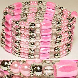 Magnetic Wrap Pearl Pink