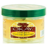 OKAY 100% COCOA BUTTER HAIR & SKIN 8OZ / 227GR