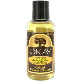 OKAY JAMAICAN 100% CASTOR OIL