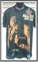 Men's Sublimation 2Pac