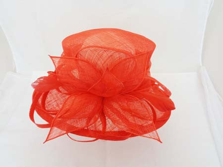 Hat-Red-Feathers