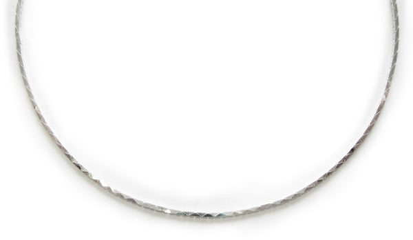 Sterling Silver Diamond Chain