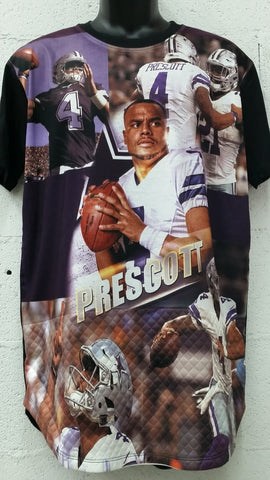 Men's Sublimation Cowboys Prescott