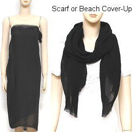 Scarf Sarong Beach Cover Dress