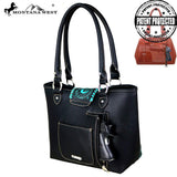 Montana West Buckle Collection Concealed Carry Tote
