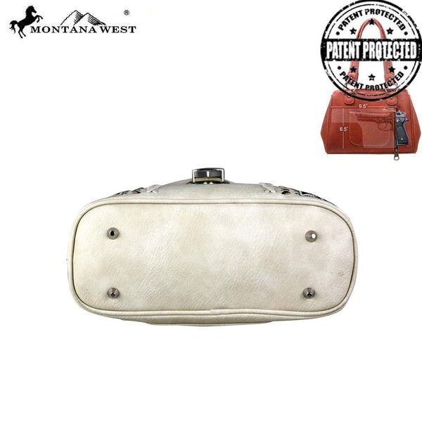 Montana West Buckle Collection Concealed Carry Hobo