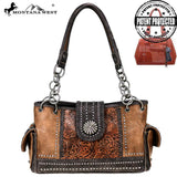 Montana West Concho Collection Concealed Carry Satchel