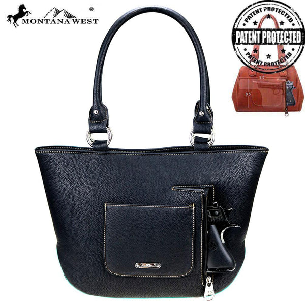 Montana West Safari Collection Concealed Carry Tote