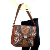 Montana West Embroidered Collection Concealed Carry Hobo