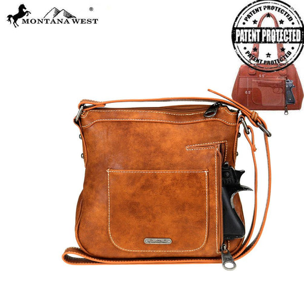 Montana West Aztec Collection Concealed Carry Crossbody Bag