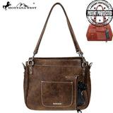 Montana West Aztec Collection Concealed Carry Tote/Crossbody