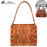 West Aztec Collection Concealed Carry Hobo