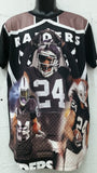 Men's Sublimation Raiders-Lynch