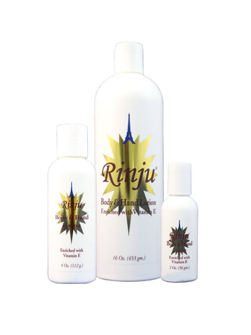 Rinju Hand & Body Lotion