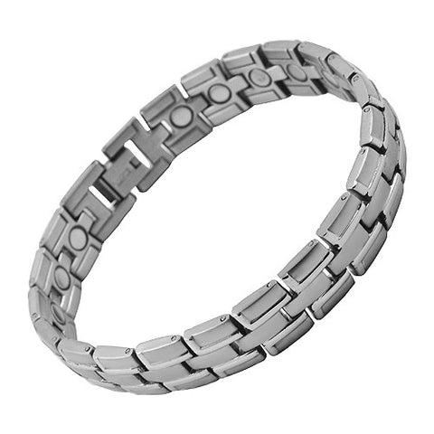 Stainless Steel Link Magnetic Bracelet