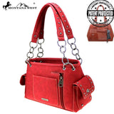 Montana West Texas Pride Collection Concealed Carry Satchel