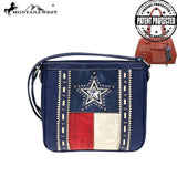 Montana West Texas Pride Collection Concealed Carry Crossbody