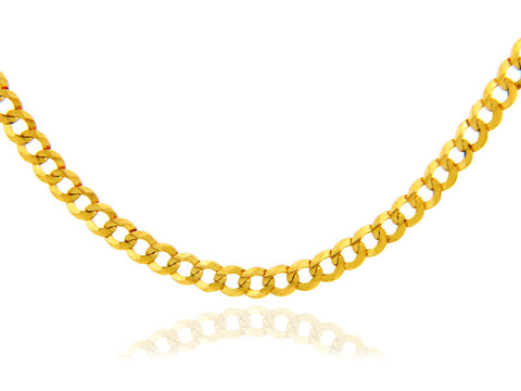 Cuban link Gold Chain