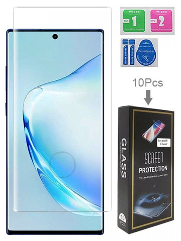 Tempered Glass Screen Protector for Samsung Galaxy Note 10 Plus
