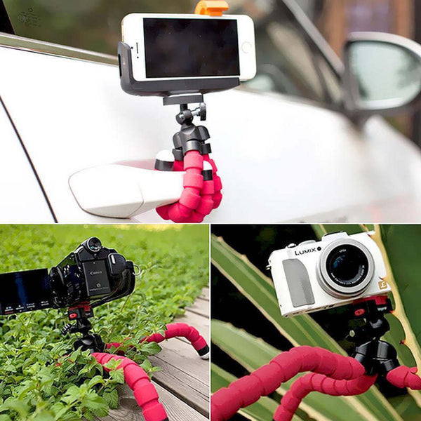 ULTIMATE PHONE TRIPOD