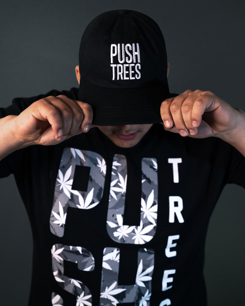 Push Trees Dad Hat