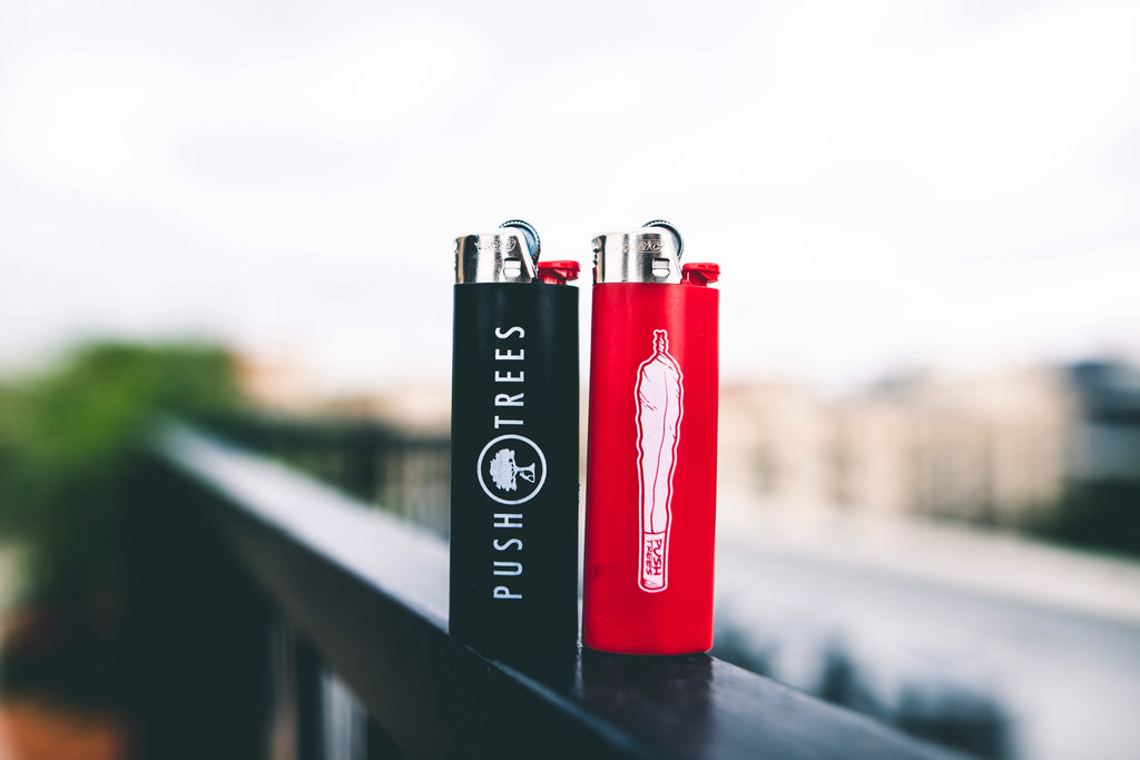 Push Trees Lighters (2 Pack)