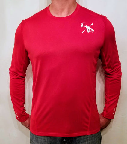 Red Kayak P+ Ultra-Light Weight Shirt