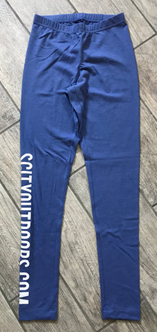 Women's Sky Blue SCO Leggings
