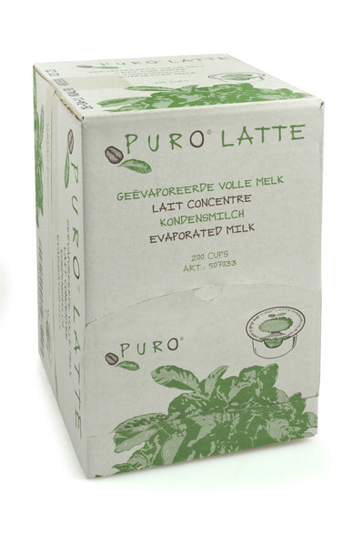 Milk Cups Puro Latte 7ml - Box of 200