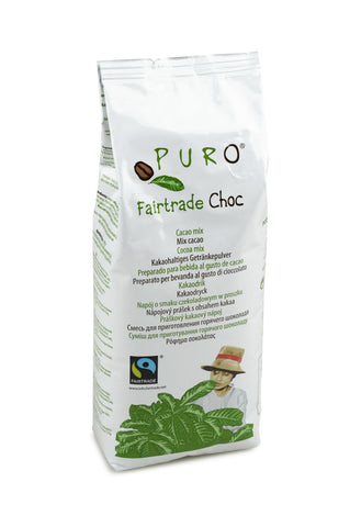 Puro Fairtrade Vending Hot Chocolate Drink - 1 kg (2.2 pounds)