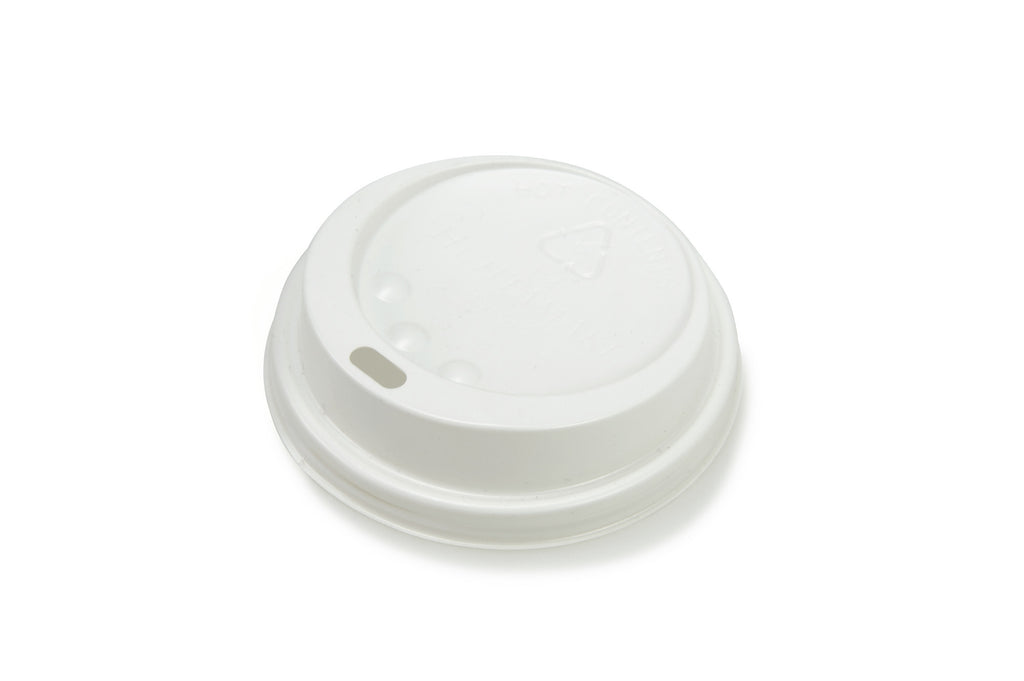 Puro Ripple Lid For 8oz Coffee & Tea Cup - Case of 1000