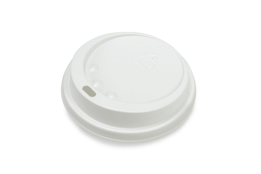 Puro Ripple Lid For 12oz & 16oz Coffee & Tea Cup - Case of 1000