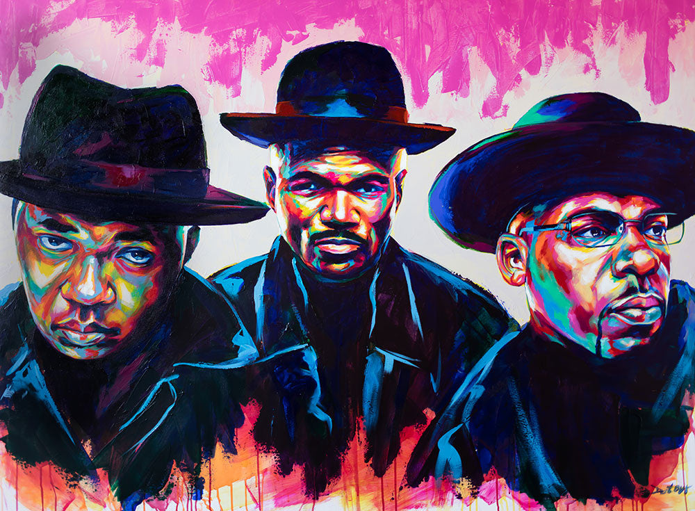 Run DMC rocks