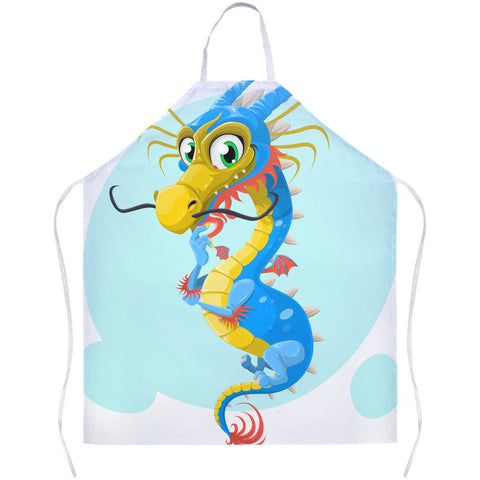 Blue Dragon BBQ Apron
