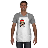 Customizable Indian Vampire Skull Apron