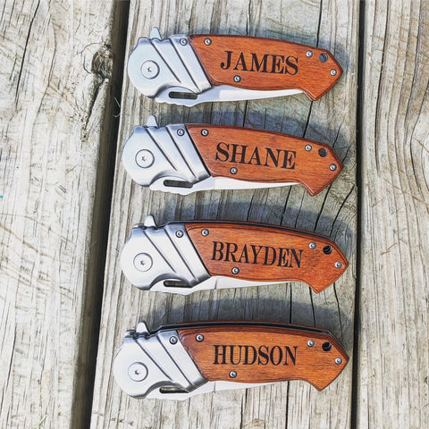 Holiday Gift or Groomsmen customized gift - Knot and Nest Designs